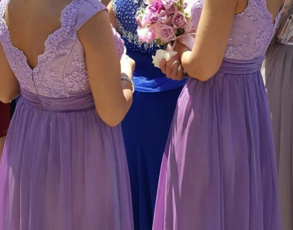 Magical Bridesmaid Dresses